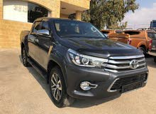 For sale Toyota Hilux car in Zarqa