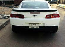 White Chevrolet Camaro 2015 for sale