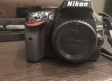 Nikon d5200 + Nikkor 18-55mm vr lens