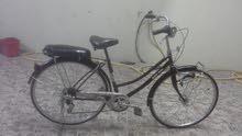 دراجه هوائيه نضافه 95% مستخدمه