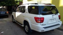Toyota Sequoia car for sale 2003 in Benghazi city