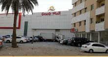 Sharjah  رض مزدوج استعمال سكني / تجاري بجوار جراند مول المصلى