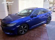 Gasoline Fuel/Power   Honda Civic 2016