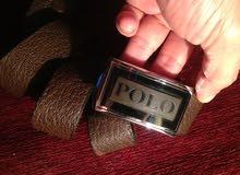 حزاام جلد جديد بالعلبه مقاس 38 جلد طبيعي 100٪