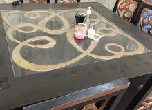 طاولة طعام مع 8كراسي