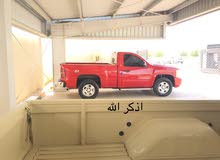 Used condition Chevrolet Silverado 2011 with +200,000 km mileage