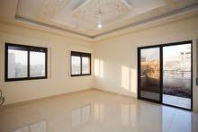 شقة 100م ارضية مع تراس 20م في ابو علندا الجديدة