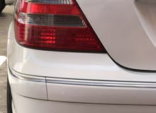2005 مرسيدس E500 بانوراما W211 برابوس اصلي