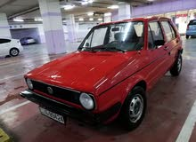 Golf mk1 classic  model1983