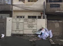 بيت للبيع الدوره شارع الطعمه 07505072709 وبيت جاهزه وصبغ جديد وسطح هم مسوي جديد