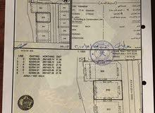 صناعية للايجار بالجفنين Industrial Land for Rent Aljafneen
