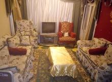فرصة للايجار شقة مفروشة سوبرلوكس لاسرة 125م بعقار فارغ بحي عرب المعادي