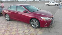 For sale 2016 Red Camry
