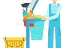 مستشفى طوارى مطلوب عمال نظافة في العيادات خارجية ( مصراته )