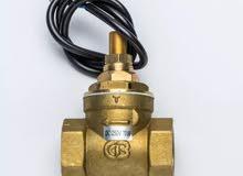 جهاز استشعار تدفق المياه لعمل مضخة الماء