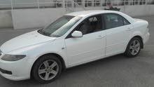 Mazda 6 2007 For sale - White color