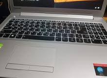 لابتوب IDEAPAD510 لقطه CORE I5 - 8 RAM -1 TERA  كرت شاشه 4 جيجا  للجادين