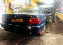 BMW 730 car for sale 2001 in Muscat city