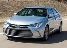 Rent a 2015 Toyota Camry with best price