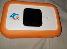 انترنت 4G للبيع او التدبيل بي انترنت قيقا منزلي