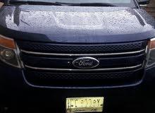 سيارة فورد اكسبلور وارد امريكي موديل 2012فول مواصفات محرك 3500 بيع او مراوس