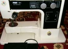 ماكينة خياطة يابانية اصلية مستعملة استعمال نظيف للبيع ب 800