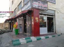 كافيتريا للبيع شارع الحزام قرب من جسر صالحيه العابد