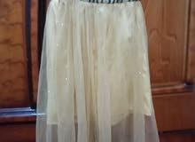 فستان بنات لعمر 7و 8