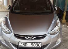 هونداي افانتي 2012 كامل الاضافات بحالة الوكالة للبيع