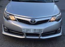 تويوتا كامري 2012 بحالة جيدة للبيع