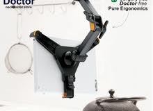 Adjustable Tablet/Ipad wall mount - NeckDoctor PIVOT
