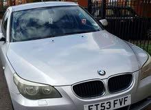 BMW 520i موديل 2004