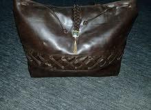 حقيبة جلد