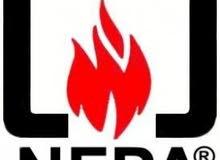 مهندس ميكانيكا (مكافحة الحريق و السلامة من الحريق).