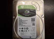 4TB Seagate Hard disk هارد ديسك 4 تيرا