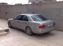 مرسيدس E240 1998 للبيع او فاري بي جيب فقط