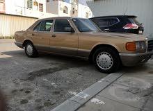 مرسيدس للبيع 1989  وكالة البحرين