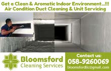 AC Duct Cleaning and Disinfection