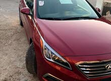 For sale 2017 Red Sonata