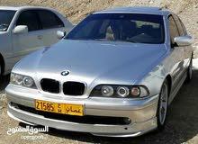 1 - 9,999 km BMW 530 2001 for sale