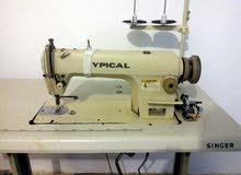 ماكينة خياطة صناعية استعمال بسيط