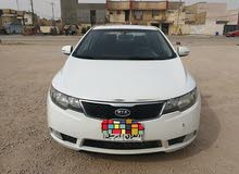 Kia Cerato 2013 For sale - White color