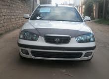 Gasoline Fuel/Power   Hyundai Avante 2001