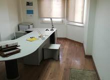 مقر إداري 400م هاي لوكس 10 غرف و7 حمام للايجار للشركات والمكاتب الكبرى