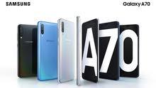مع جهاز Samsung A70 من سبيد سيل مع بور بانك 10 الف مجانا