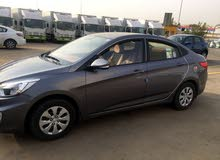 50,000 - 59,999 km Hyundai Accent 2017 for sale