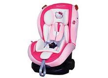 كرسي سيارة اطفال  جديد هاللو كيتي من سنتر بوينت من عمر 4 اشهر  حتى 4 سنوات
