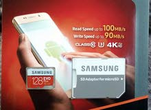 Samsung micro sd memory 128 class 10