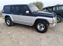 Used condition Nissan Patrol 1989 with 20,000 - 29,999 km mileage
