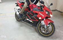 Honda motorbike made in 2003